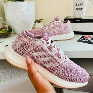 NWT Adidas pureboost orchid Running shoes